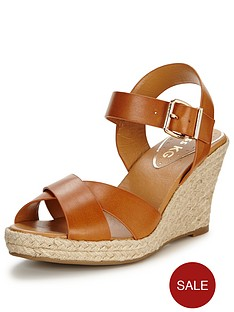 miss-kg-pineapplenbsptwo-strap-wedge