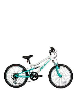 Falcon Emerald 20 Inch Full Suspension Girls Bike