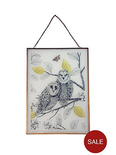 arthouse-enchanted-owls-framed-glass-with-print