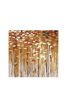 arthouse-birch-trees-multicoloured-metallic-printed-canvas