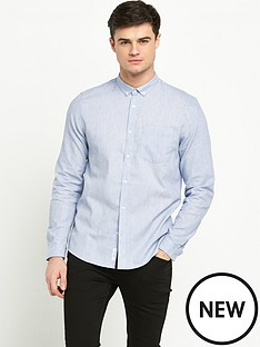 river-island-textured-mens-shirt
