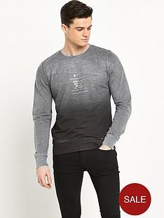 river-island-faded-nyc-foil-print-mens-sweatshirt