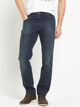 Wrangler Wrangler Texas Stretch Straight Jeans Picture