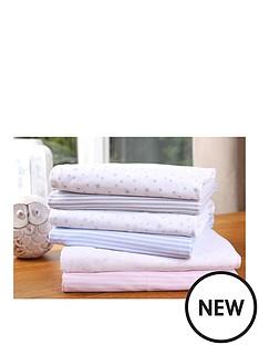 clair-de-lune-printed-cot-sheets-starsstripes