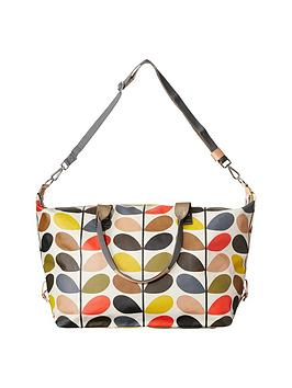 orla-kiely-weekend-holdall