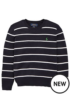 ralph-lauren-stripe-crew-neck-knit