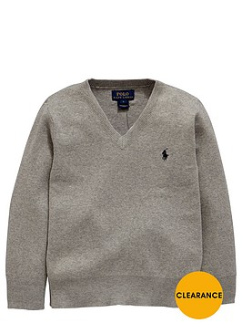 ralph-lauren-v-neck-sweater