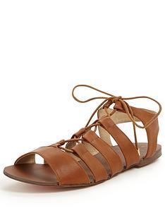 oasis-gracie-ghillienbspflat-sandalnbsp