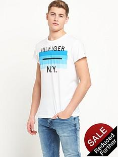 hilfiger-denim-single-jersey-short-sleevenbspt-shirt