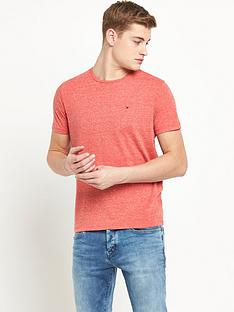 hilfiger-denim-melange-short-sleevenbspt-shirt