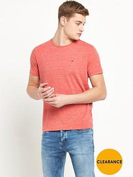 hilfiger-denim-melange-short-sleevenbspt-shirt