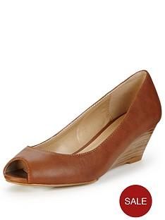 oasis-peep-toe-low-wedge-shoes