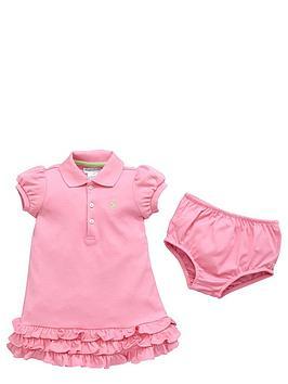 ralph-lauren-frill-hem-dress
