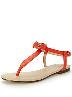 oasis-bownbsptoenbsppost-sandal