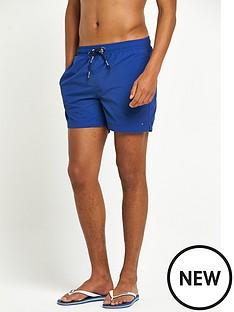 hilfiger-denim-hilfiger-denim-solid-swim-shorts