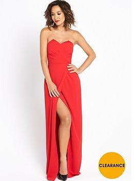 myleene-klass-split-front-maxi-dress