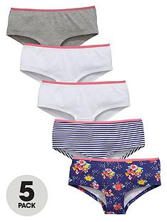v-by-very-girls-floralstripe-hipster-briefs-5-pack