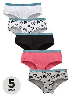 v-by-very-girls-love-heart-hipster-briefs-5-pack