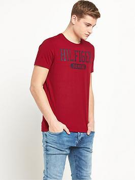 hilfiger-denim-basic-logo-short-sleevenbspt-shirt