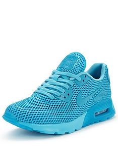 nike-air-max-90-ultra-breathenbspfashion-shoes-blue