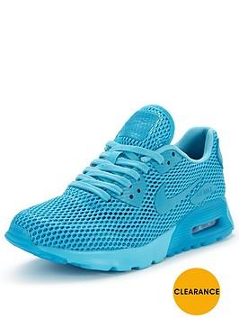 nike-air-max-90-ultra-breathenbspfashion-shoes-blue