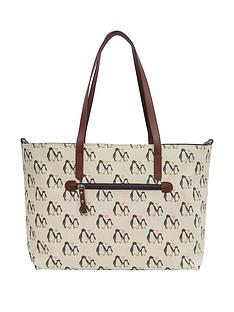 pink-lining-notting-hill-tote-penguin-love
