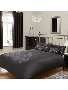 crystal-damask-duvet-cover-set-black