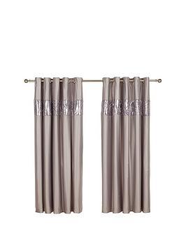 Safari Eyelet Curtains