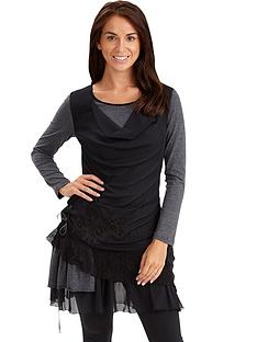 joe-browns-joe-browns-mesh-cowl-tunic-top