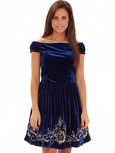 joe-browns-joe-browns-baroque-velour-dress