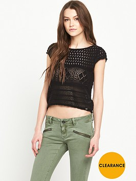 superdry-alexis-crochet-knit-top