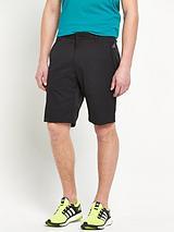 Adidas Golf Puremotion 3 Stripe Short