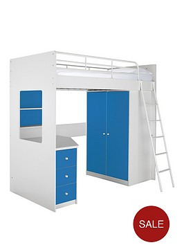 austin-high-sleeper-bed-with-desk-wardrobe-drawers-shelves-and-optional-mattress