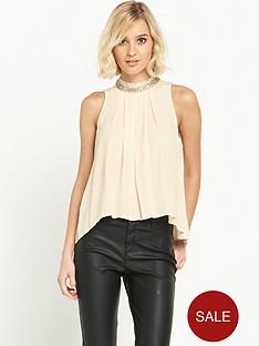 river-island-embellished-collar-blouse
