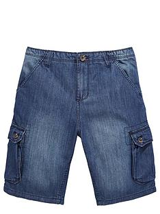 v-by-very-boys-denim-cargo-shorts