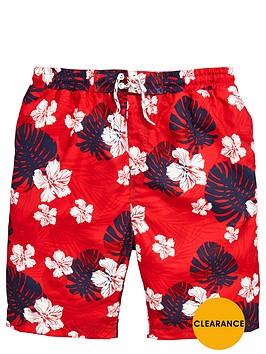 v-by-very-boys-hibiscus-swim-shorts