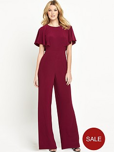 v-by-very-cape-wide-leg-split-jumpsuit