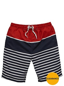v-by-very-boys-bock-stripe-swim-shorts
