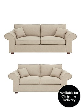 ideal-home-lisbon-3-seaternbsp-2-seaternbspfabric-sofa-set-buy-and-save