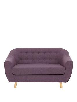 Very Claudia 2 Seater Fabric Sofa Picture