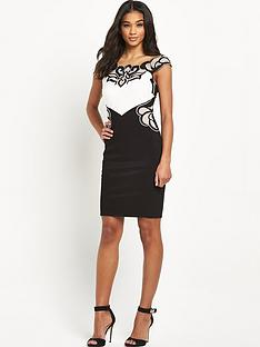 lipsy-mono-appliqueacutenbspbodycon-dress