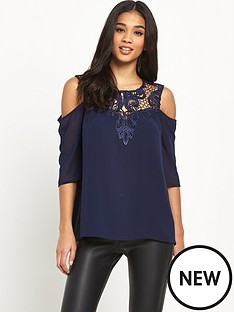 lipsy-cold-shoulder-trim-top