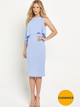 v-by-very-double-layered-dress