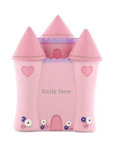 personalised-castle-money-box