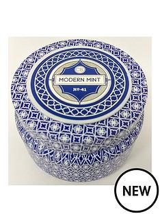 capri-blue-85-oz-travel-tin-candle-ndash-modern-mint