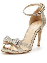 Lianna Sparkle Sandal With Bow
