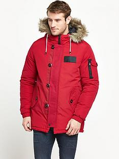 bellfield-bellfield-totto-fur-hood-coat