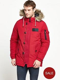 bellfield-bellfield-totto-fur-hood-coat