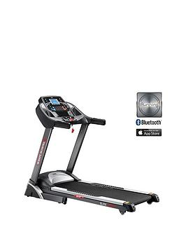 Body Sculpture Motorised Treadmill with Power Incline and iRunning