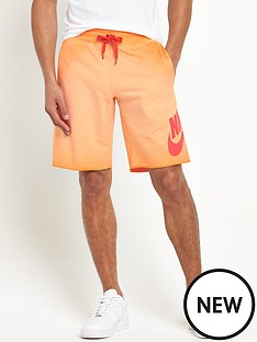 nike-alumninbspsweat-shorts